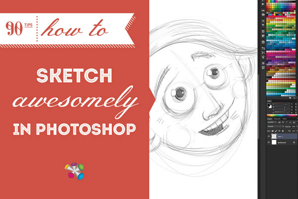 How to Sketch Awesomely in Photoshop - Wacom Blog