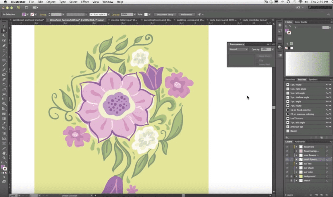 Adobe Illustrator and Wacom Pen Tablets: A Better Way to