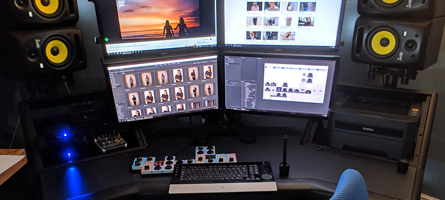 Dani Diamond workspace