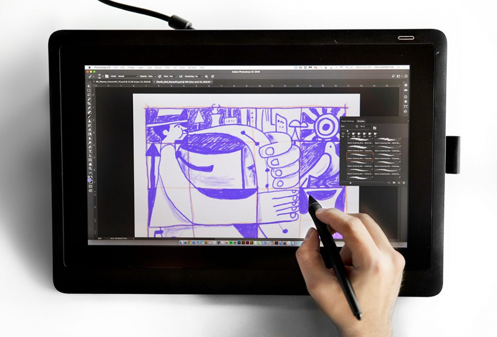 Wacom Cintiq Review