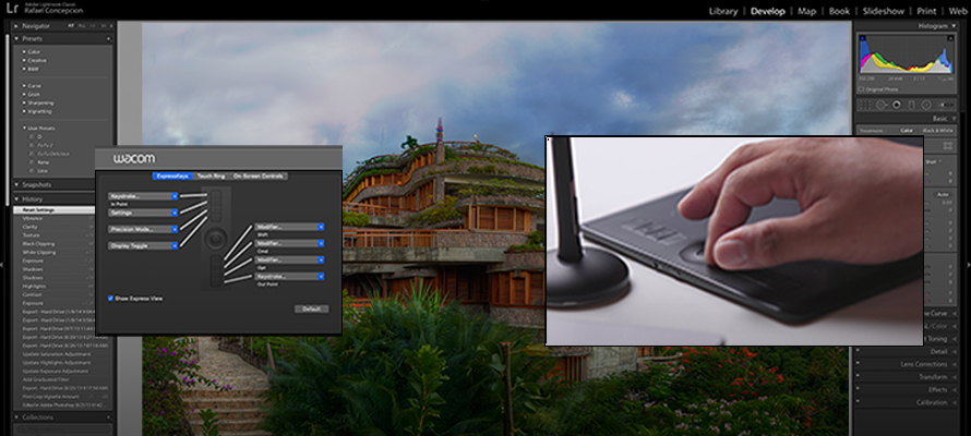 Culling in Adobe Lightroom