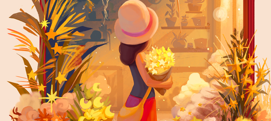 Star flower shop