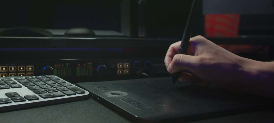 Intuos Video Pro Post Production